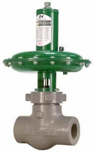 New-Fisher-D4-Control-Valve