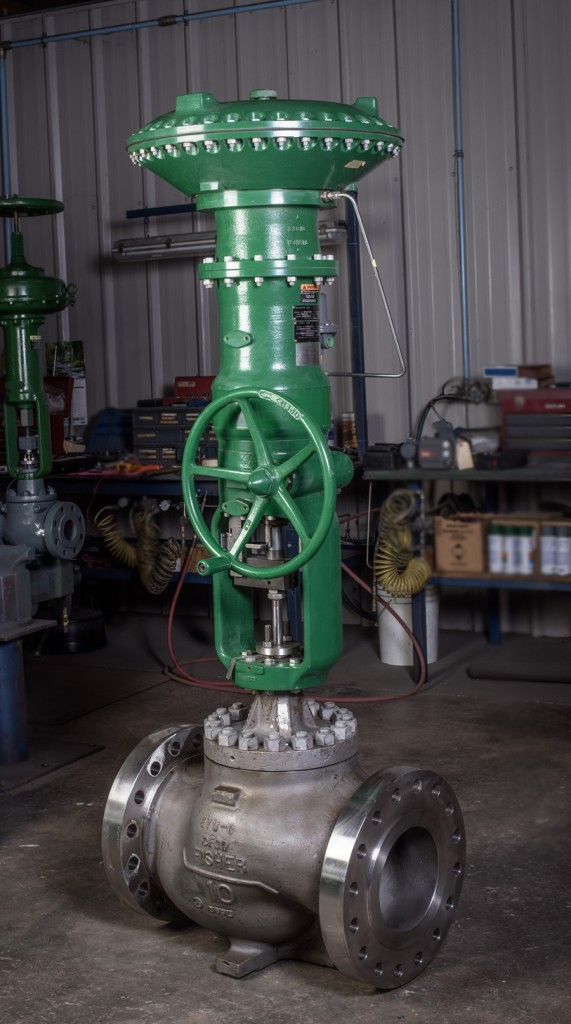 Quality Remanufacturing – Flow Control Equipment