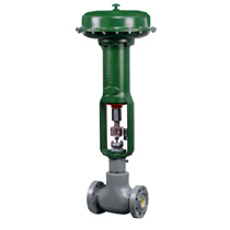 Fisher-D-body-control-valve