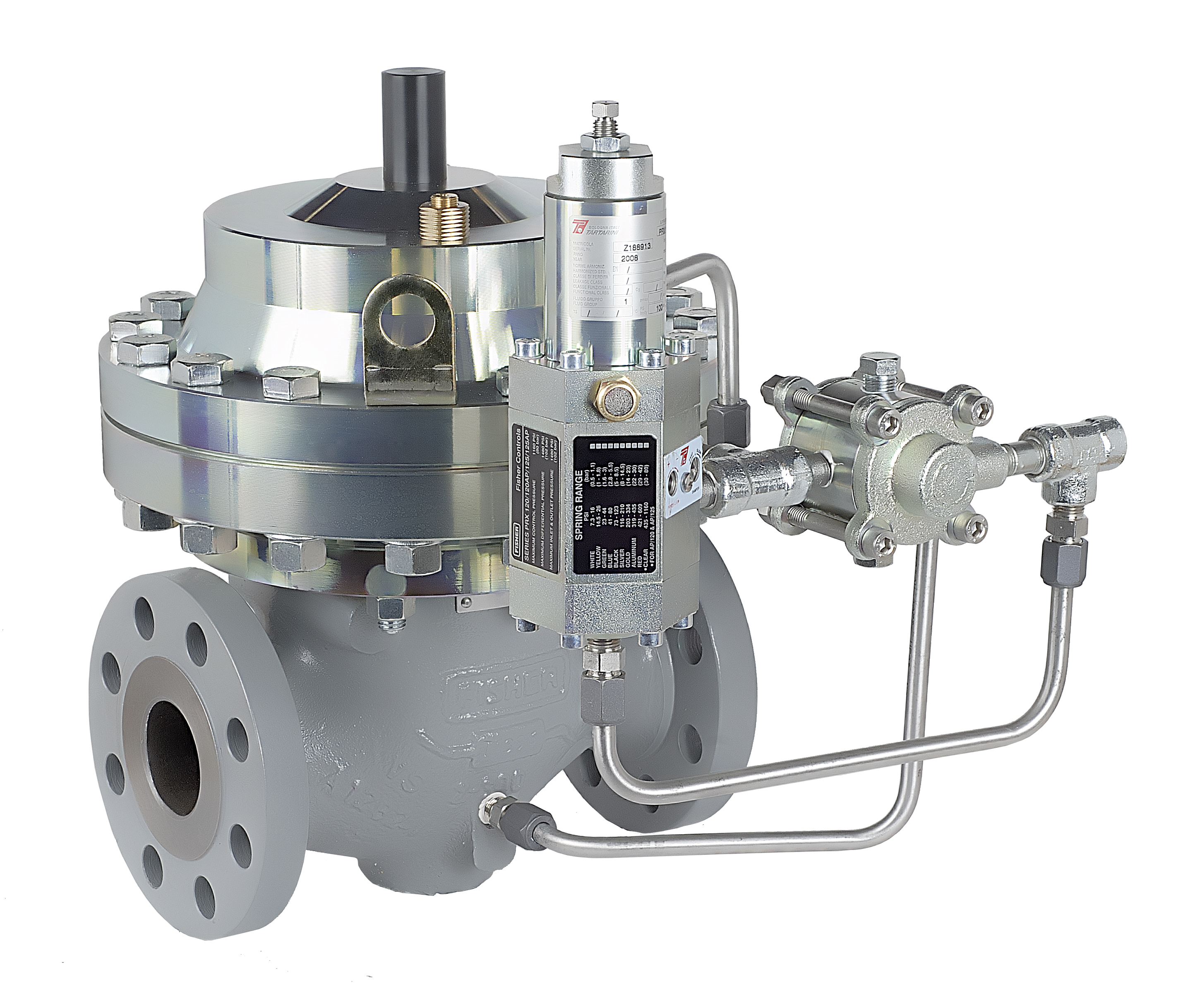 Fisher-EZH-Pressure-Reducing-Regulator