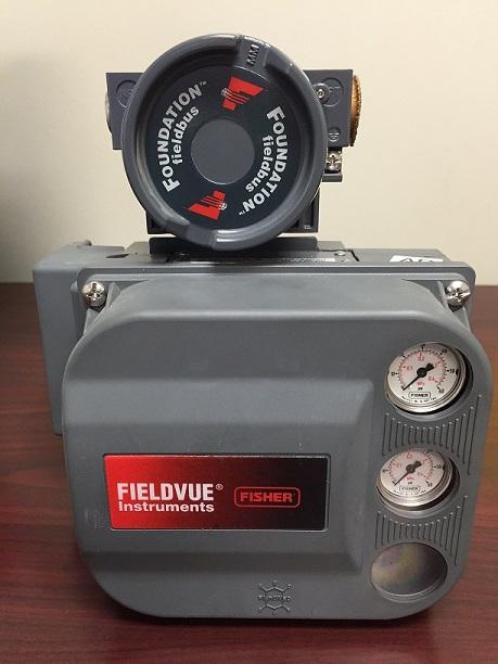 Fisher-Fieldvue-DVC6010F-Digital-Valve-Controller.