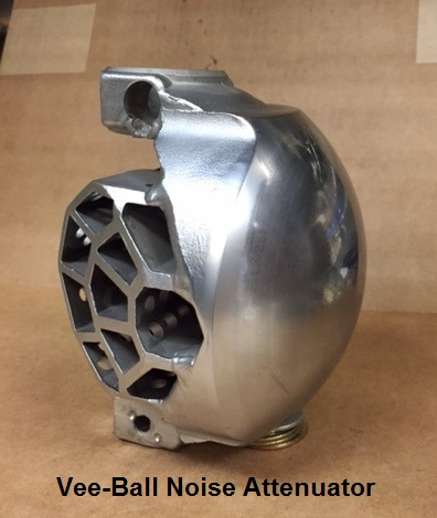 Remanufactured-Fisher-Vee-Ball-Noise-Attenuator-Ball