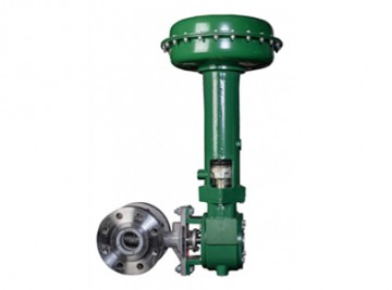 remanufactured-fisher-V500-stainless-steel-rotary-control-valve-with-1052-actuator-752x300